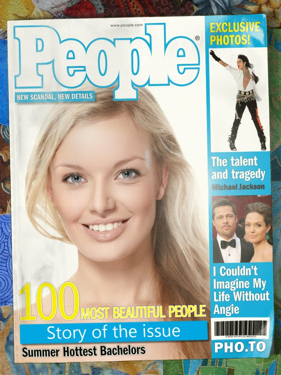 custom magazine cover templates - make a cover people magazine bing images